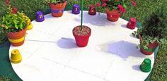 sonnenuhr-garten-bauen-anleitung-blumentoepfe-nummer-pflanzen