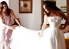 boda de ines silva. eugenia silva