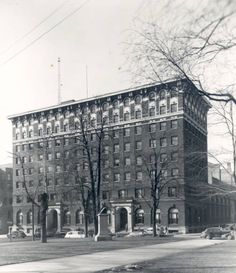Old YMCA, now The Fitzgerald Condos, 33 Library St - March 20, 1947