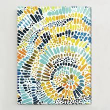 Minted for west elm - Sun Drops
