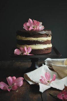 Chocolate Hazelnut Cake | Pink Patisseries