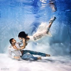 under water photographs of people | Underwater photography