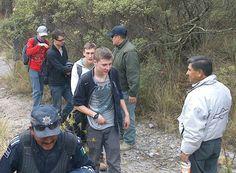 Logra exitoso rescate SSPE de cuatro jóvenes en la Malinche     ·         Tres eran originarios de Gales y uno más del Estado vecino de Puebla