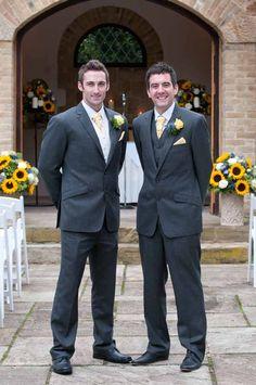 Alex Baptie wedding