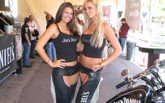 Sexy Jack Daniels Girls On Motorshow