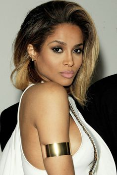 Ciara With Ombre Hair