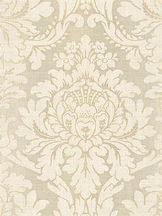 Seabrook Wallpaper All Products Since 1910 Victorian Wallpaper, Damask Wallpaper, Pattern Wallpaper, Textile Patterns, Print Patterns, Textile Design, Wallpapering Tips, Barbie Miniatures, Stencil Painting