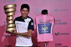 Nairo Quintana ya se prepara para su próximo reto: la Vuelta a España 2014