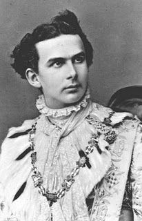 I think forever will his throne (toilet) chair will be etched in my mind - King Ludwig of Bavaria