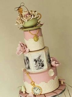 To be Wed in wonderland =)