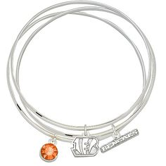 Bengals bracelet... I need this to wear on Sundays with my Bengals clothes!