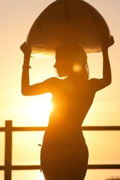 Surfer Girl #ROXYOutdoorFitness
