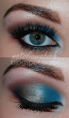 Standing In The Way Of Control http://www.makeupbee.com/look_Standing-In-The-Way-Of-Control_46900