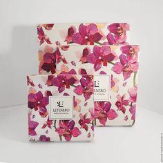 """Купить Коробки для """"Letenero"""" - коробка, упаковка, шмуки, коробка с логотипом, коробка с печатью"""