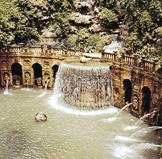 La favola della botte: Villa d'Este a Tivoli – La regina delle ville