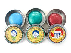 TODAY ONLY! 12.10.14 on Woot.com! Crazy Aaron's Holiday THROWBACK Thinking Putty 3-pk for $18.99! Not only is this an amazing deal but these are limited edition putty colors with throwback packaging for a fun, unique gift! Get em while they last!