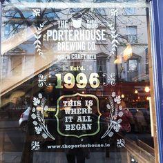 Porteur house Dublin