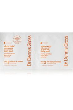 Dr. Dennis Gross Skincare - Alpha Beta® Universal Daily Peel - Colorless: kalel says this is good for glocolic acid