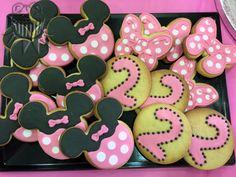 Minnie Cookies Galletas de Minnie