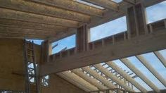Image result for clerestory roof truss