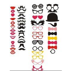 Moustaches, lèvres, lunettes, noeud pap  60 Ans Anniversaire, Anniversaire  Pirate, 65a3920ae5e