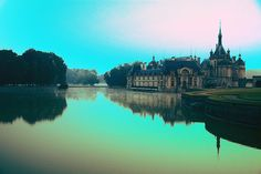 Chantilly. France.