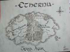 Mapa de Tierra Azur by karmatrix on DeviantArt