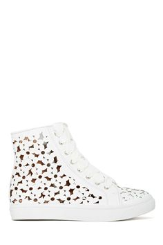Jeffrey Campbell Adaisy Sneaker | Shop What's New at Nasty Gal