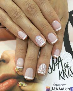 Dipped Nails, Mani Pedi, Nail Designs, Nail Art, Beauty, Nail Hacks, Gorgeous Nails, Enamels, Short Nail Manicure