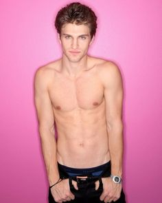 Keegan Allen...We will be getting married, by the way.