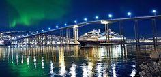 Hurtigruten: alla ricerca dell'aurora boreale