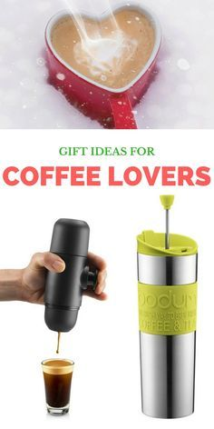 Whether it is drip coffee, french pressed, espresso, or any other ingenuitive way we drink coffee, it has become one of the most favorite drinks - and smells - in the world. Since you most likely have a handful (or more) of coffee lovers in your circle, these gift ideas will be sure to bring a sense of elation to any household. AD