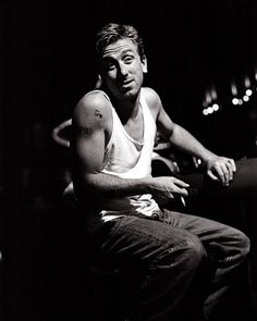 Tim Roth (from Lie To Me) he's annoying amazing...