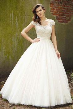 2014 novo Western coreano vestidos de noiva um ombro princesa pettiskirt do laço personalizado para mulheres grávidas