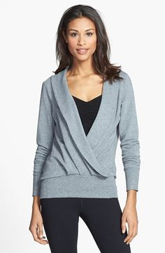 Karma 'Heather' Draped Top available at #Nordstrom
