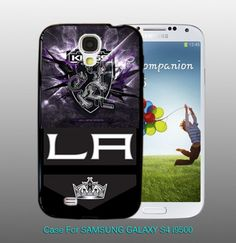 Los Angeles Kings 2012 Stanley Cup  , For Samsung S4 i9500 Black Case