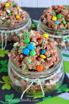 M&M Nutella Popcorn