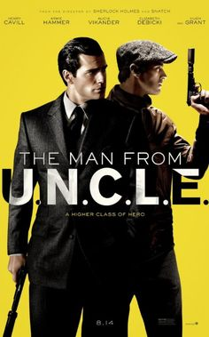The Man from U.N.C.L.E. (2015) interesting idea but slow execution