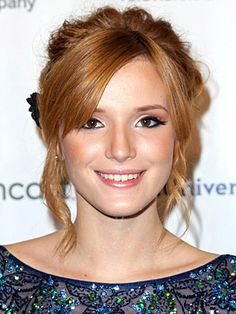 Bella Thorne Hairstyles - August 10, 2012 - DailyMakeover.com