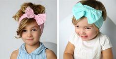 Children's Knit Bow Headband $1.99!!!