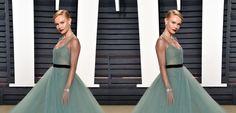 Nuestros atuendos favoritos en la Red Carpet de Vanity Fair #Actualidad #Celebridades #Moda #Tendencias #academy_awards