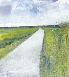 Somerset Levels - Kurt Jackson