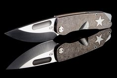 The General-Medford Knife and Tool. Keep in mind these are not cheap knives-Not in quality or cost. This particular one The General-$800.00