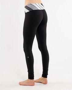 lulu lemon wunder under pant...best workout clothes ever!