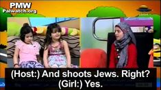 """Arab Show Teaches Kids to """"Kill All the Jews"""" » Eagle Rising.  Eagle Rising 7-22-2014 article.  Video that is being shown to Palestinian Children.  HOW EVIL.  THEY TEACH THEIR KIDS TO HAVE A HITLER MIND-SET."""