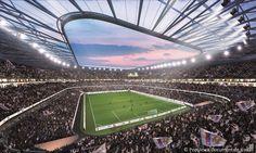 Nouveau Stade - Stade des Lumières  projet pour 2016 Lyon ... Location d'objets, voitures, parkings ... entre Lyonnais (100% sécurisé, 100% confiance) grâce à www.placedelaloc.com