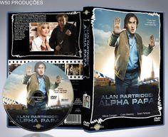 Alan Partridge - Alpha Papa - CAPA - ➨ Vitrine - Galeria De Capas - MundoNet | Capas & Labels Customizados
