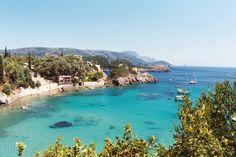 Découvrons les beautés des îles grecques, commençons par Corfou!