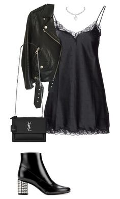 """""""Untitled #5754"""" by lilaclynn ❤ liked on Polyvore featuring Cesare Paciotti, Yves Saint Laurent, Acne Studios, Tiffany & Co., YSL, saintlaurent, yvessaintlaurent and acne"""