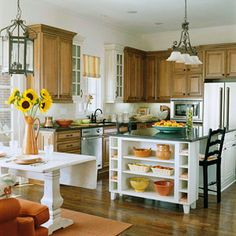 round kitchen cabinets kitchen islands small kitchen solutions and chair 2005